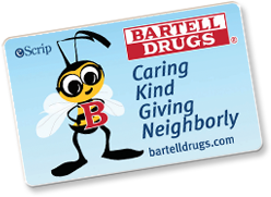 Bartell Card ESW Giving