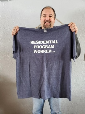 Residential TShirt Front